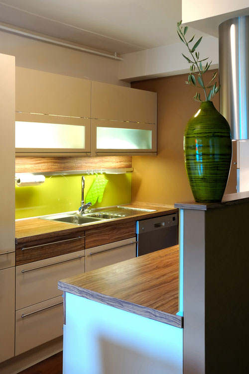 Small Kitchen Tips for Making More Space