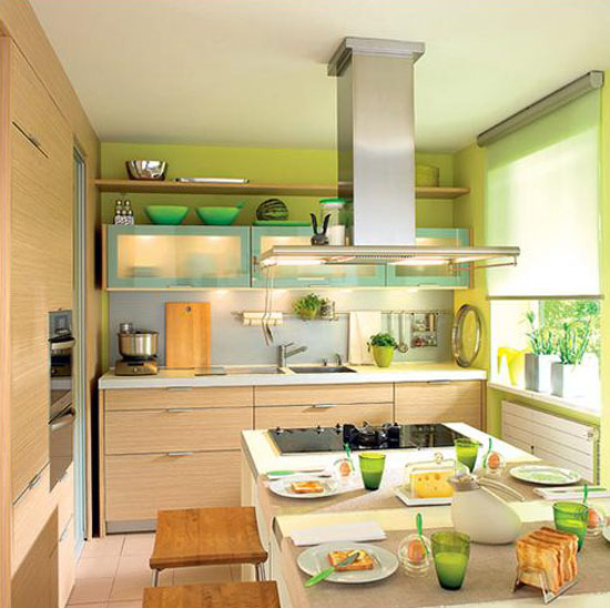 Tips for Small Kitchen Decoration