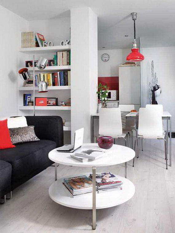 Small Apartment Decorating Ideas to Maximize Space