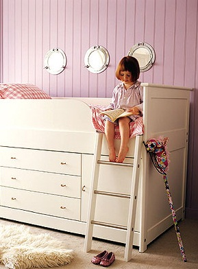 childrens cabin beds for small rooms pictures 02