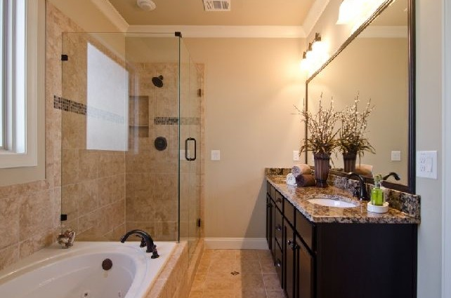 Beautiful Remodeling The Master Bathroom Ideas Look Large Images 09