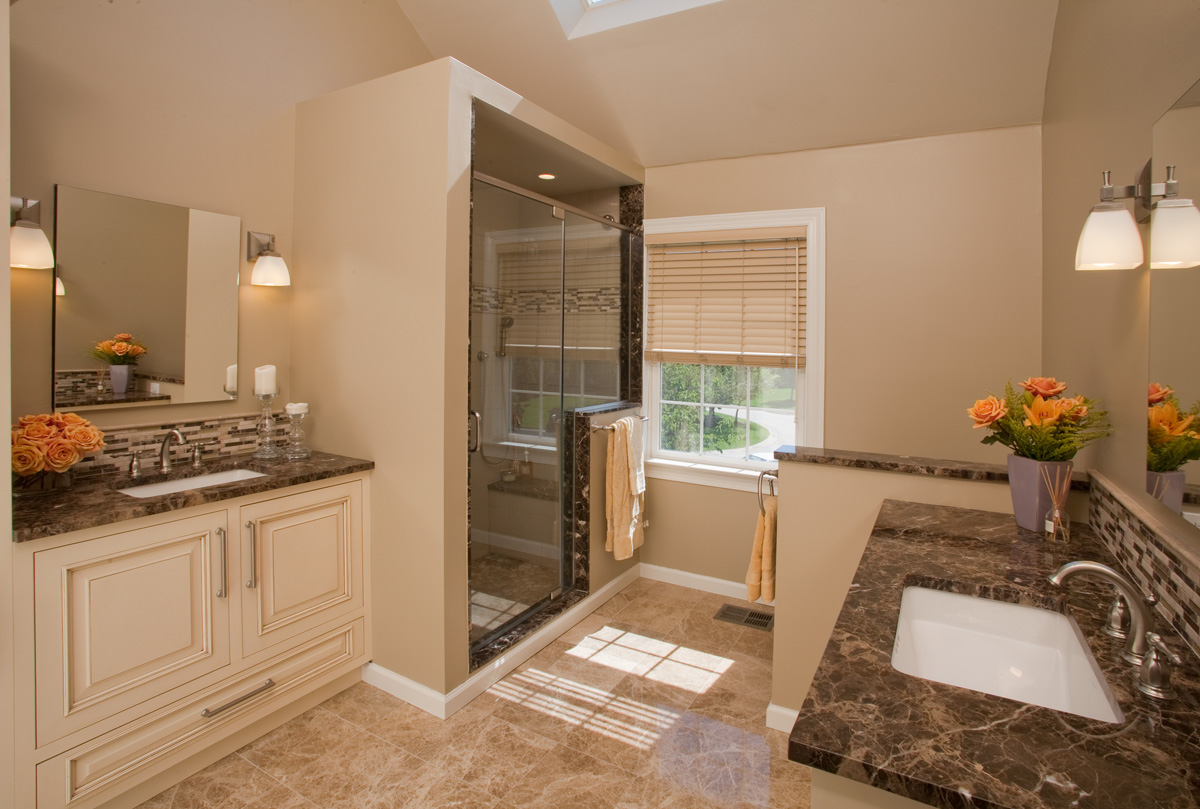 Tips for Small Master Bathroom Remodeling Ideas