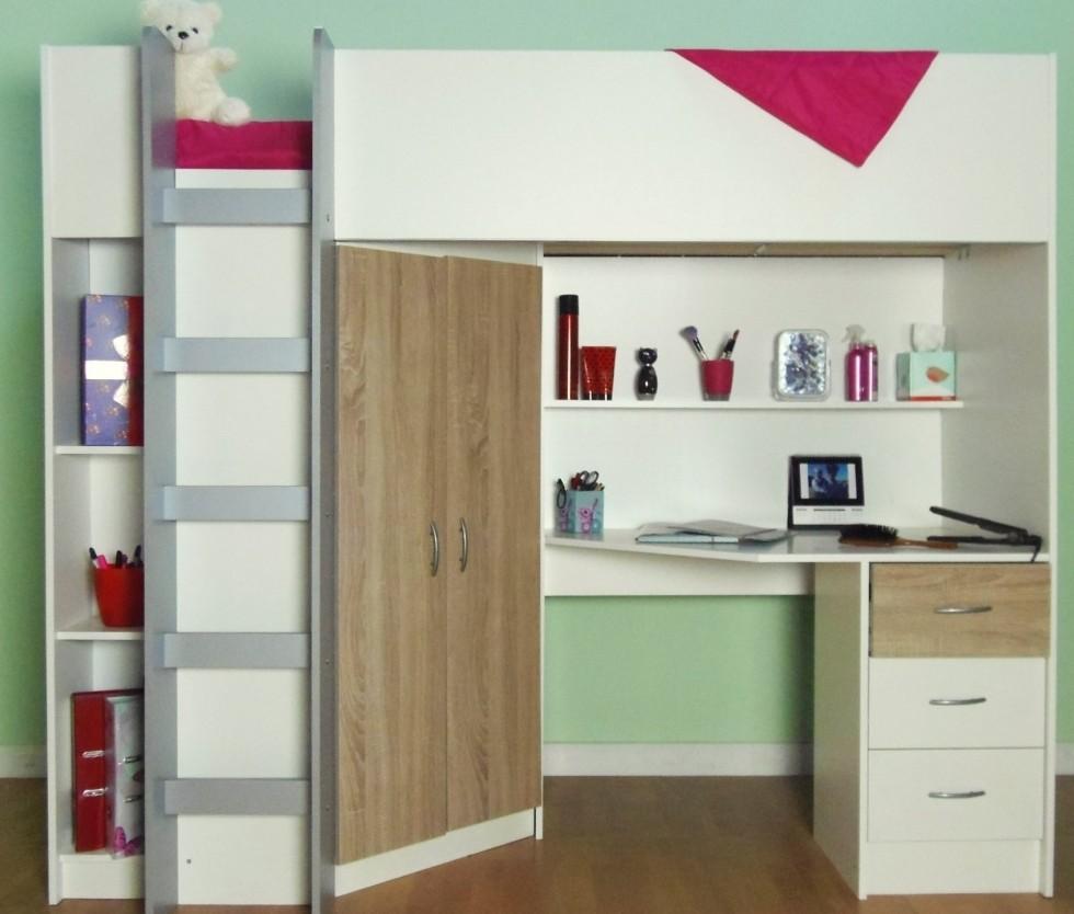 Awesome Small Cabin Beds Single Bed Cambridge Childrens High Sleeper