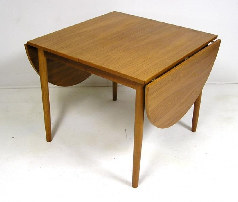 Drop Leaf Kitchen Tables For Small Spaces Perfect Design 112