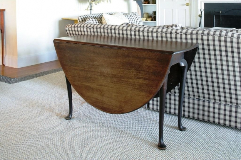 Drop Leaf Kitchen Tables For Small Spaces Round 569