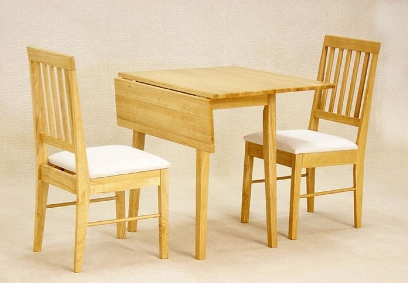 Drop Leaf Kitchen Tables For Small Spaces Traditional Design 743