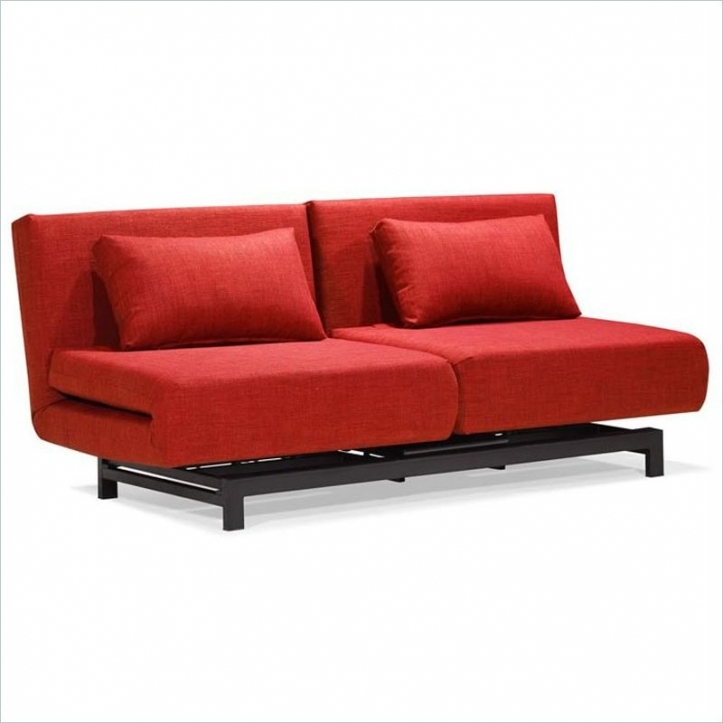 Red Sectional Sofa Bed For Small Spaces With Amazing Modern Sleeper Sofa Perfect Ideas 8761