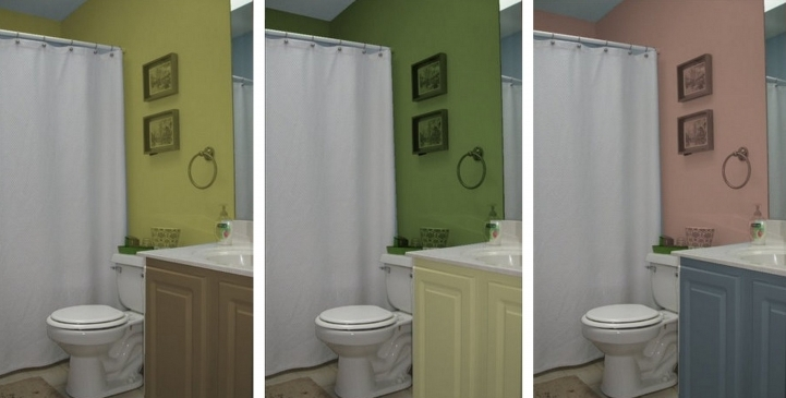 Small Bathroom Paint Colors With Delightful Neutral Wall Paint Transform Ideas 1076