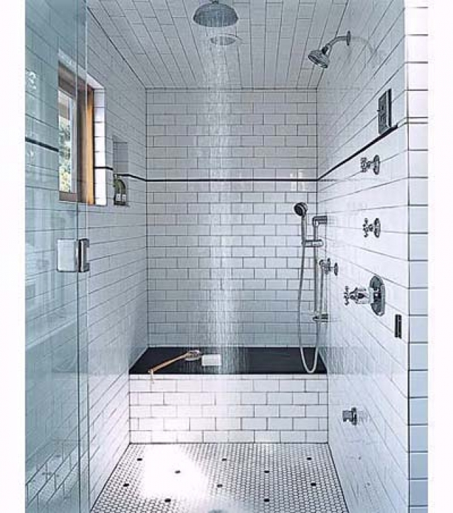 Subway Tile For Small Bathroom Remodeling Simple Design 4166
