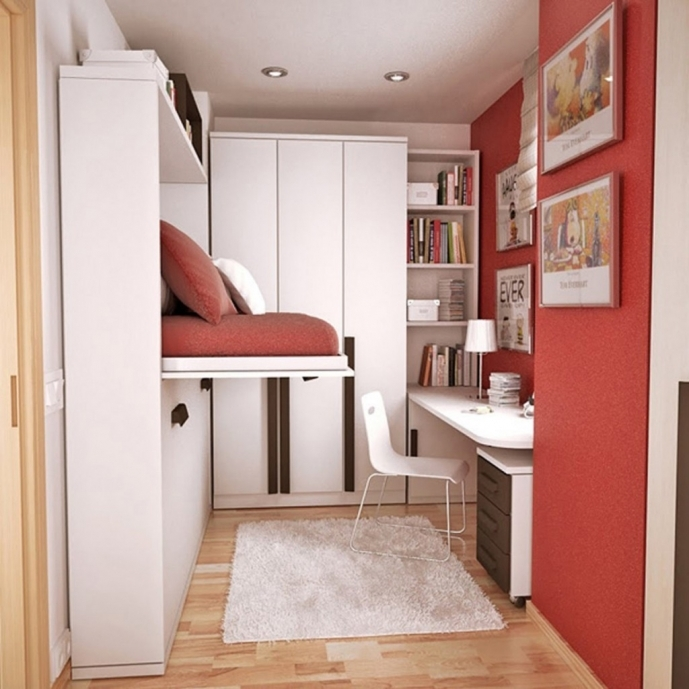 Cupboard Designs For Small Rooms Inside Marvelous Clever Teenage Girls Bedroom Interior Design 9682