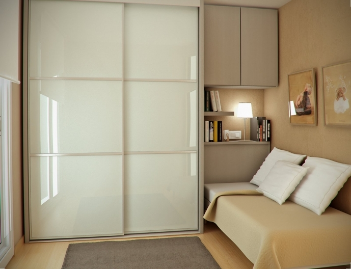 Cupboard Designs for Small Rooms Bedroom Ideas