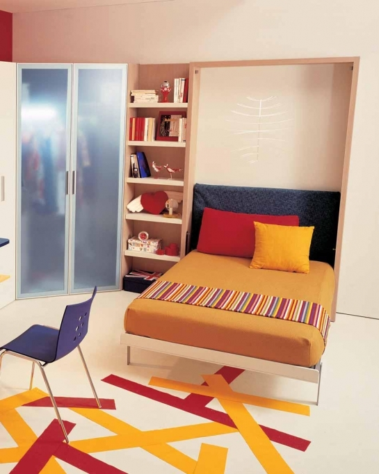 Cupboard Designs For Small Rooms Within Comfy Teenager Bedroom Decoration Ideas 5307