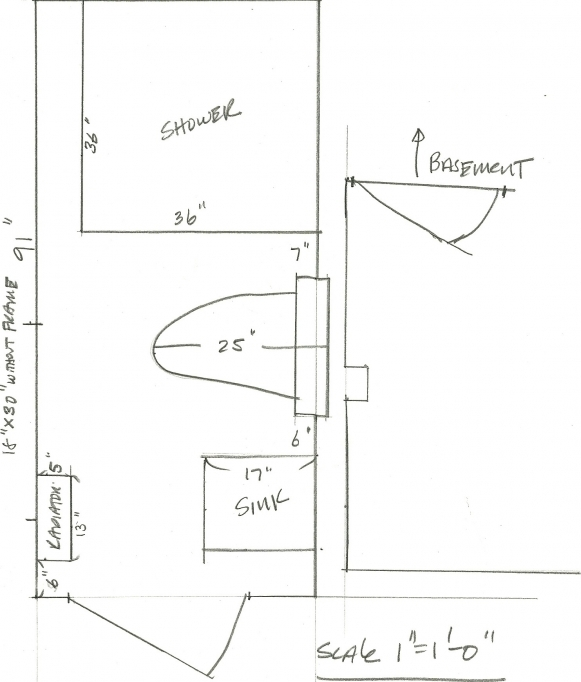 Small Bathroom Floor Plans With Hq Design 97