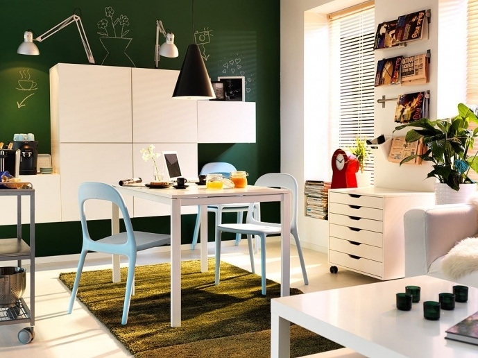 Small Dining Room Decorating Ideas Attractive Contemporary Decorations Pics 47