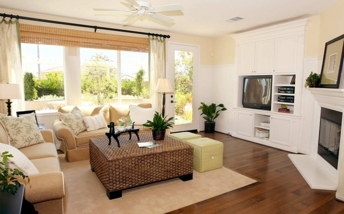 Small Family Room Decorating Ideas Pictures Classic Style With Elegant Furniture Interior Design Ideas  19