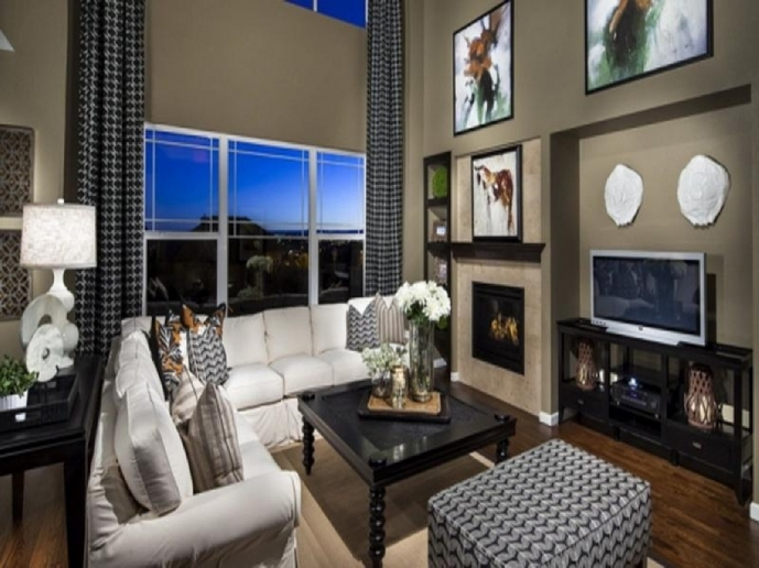 Small Family Room Decorating Ideas Pictures Interior Fresh Design 15