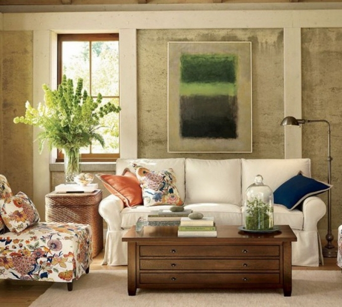 Small Living Room Decor Ideas French Country Home Decor 44