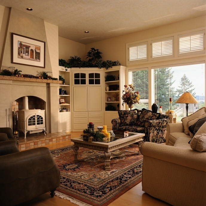 Small Room Decorating Ideas Family Room Country Style With Modern Sofa Sets  63