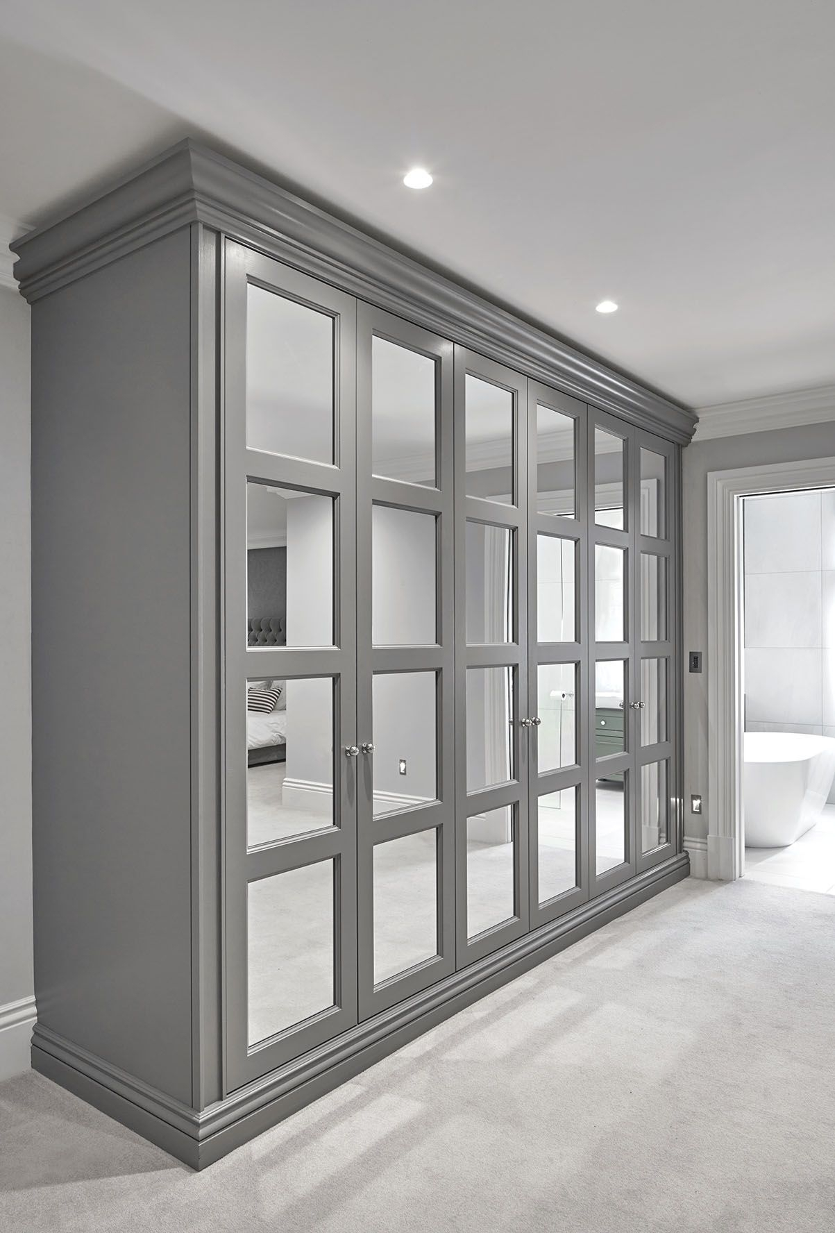 Fulham London In 2019 with Bedroom Cupboard Sliding Doors
